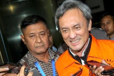 Dua Tahun Diluar Negri  Komisaris Lippo Group Akhirnya Masuk Jadwal Sidang Tipikor