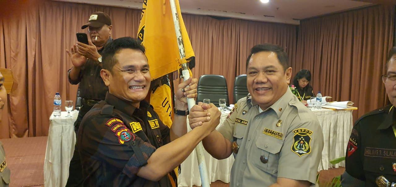 Musda ke IV Ir. Bona Gaol Terpilih Menjadi Ketua Pimpinan Daerah KBPP Polri Sumut