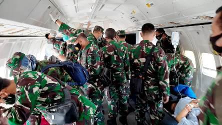TNI Evakuasi Korban Penembakan KKSB, Tim TGPF dan Sertu Faisal Akbar Ke Jakarta