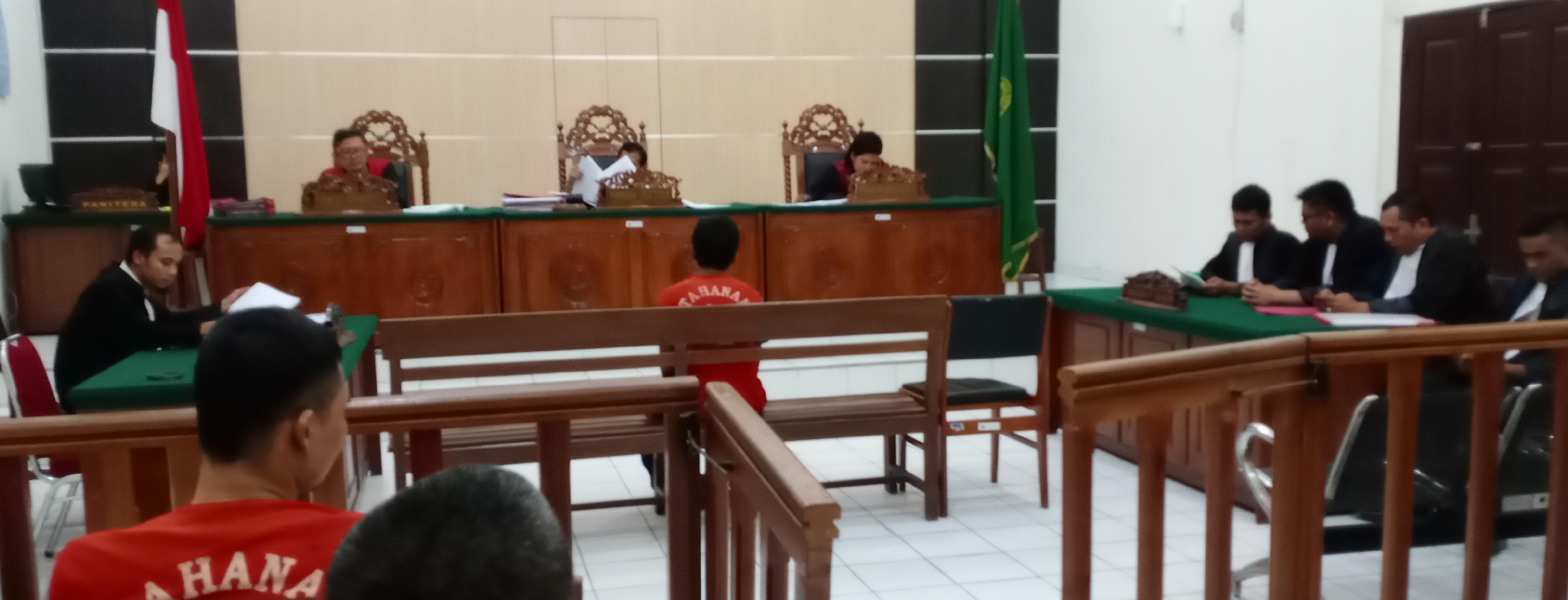 Surat Dakwaan JPU Tidak Lengkap dan Cermat. LBH Mahatva Minta Hakim Bebaskan Terdakwa