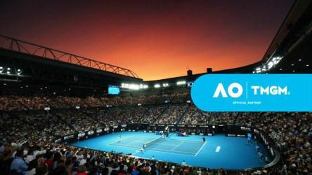 TMGM Lanjut Sebagai Sponsor Australian Open