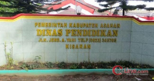 Horee !!! Diduga Korupsi, Mantan Kadis Pendidikan Diasahan Dilaporkan