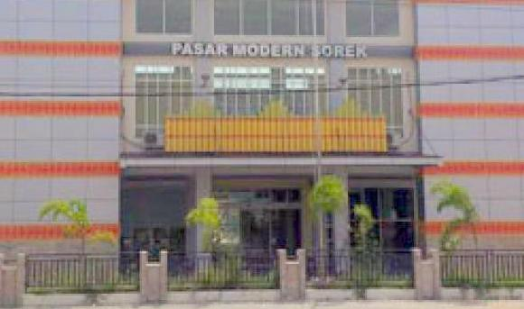 "Tak Kunjung Dibuka, Pasar Modrn Sorek Jadi ""Sarang Zina"""
