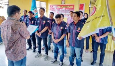 Enam Puluh Kepengurusan Karang Taruna Kecamatan Tutar Dilantik