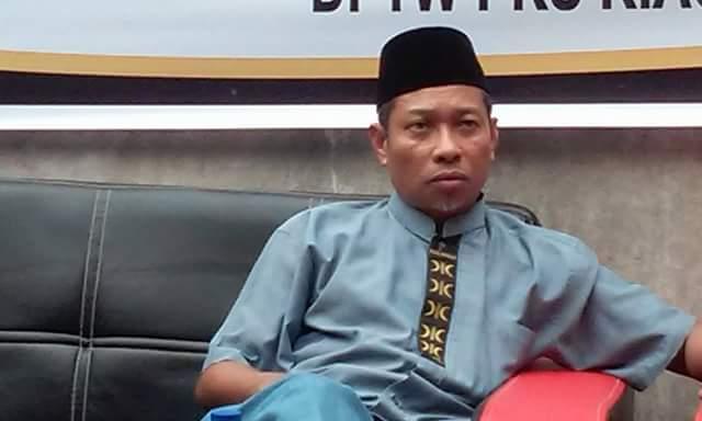 Anggota Banggar DPRD Provinsi Riau Minta Segera DIgesa Bahas APBD Perubahan