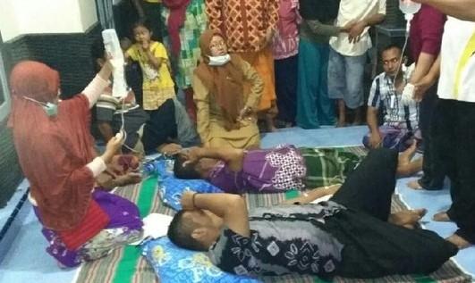 50 Orang Keracunan Soto Ayam di Situbondo