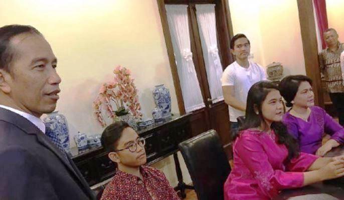 Halak Kita Ini Beruntung Persunting Anak Jokowi