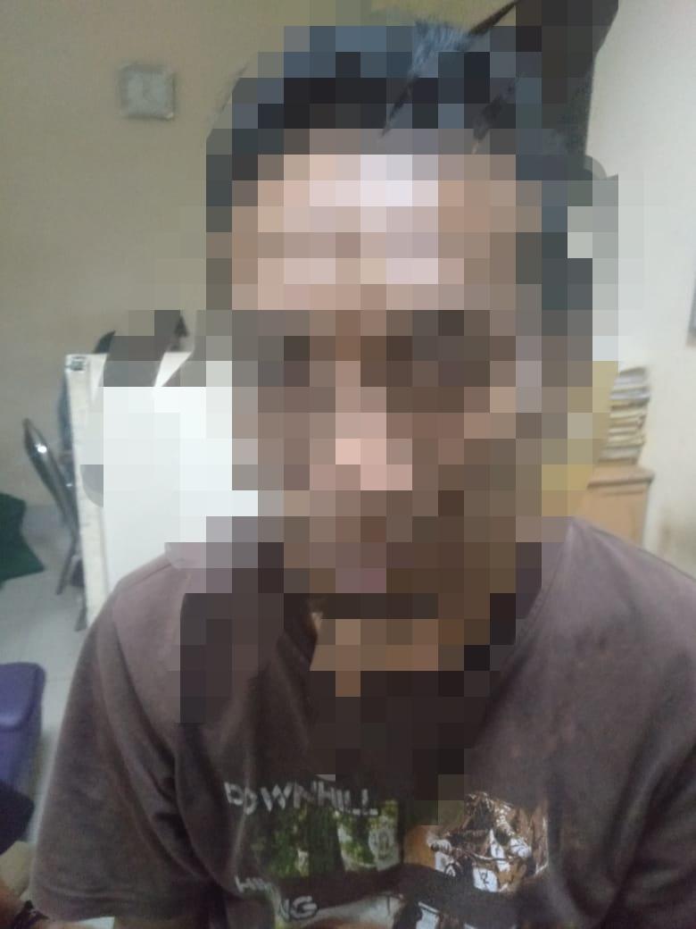 Satresnarkoba Polresta Tangerang Berhasil Amankan BS Tanpa Perlawanan