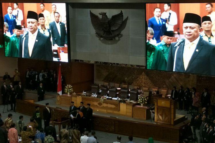 Karena Masalah Teknis, DPR RI Tunda Pelantikan Ketua PDIP.