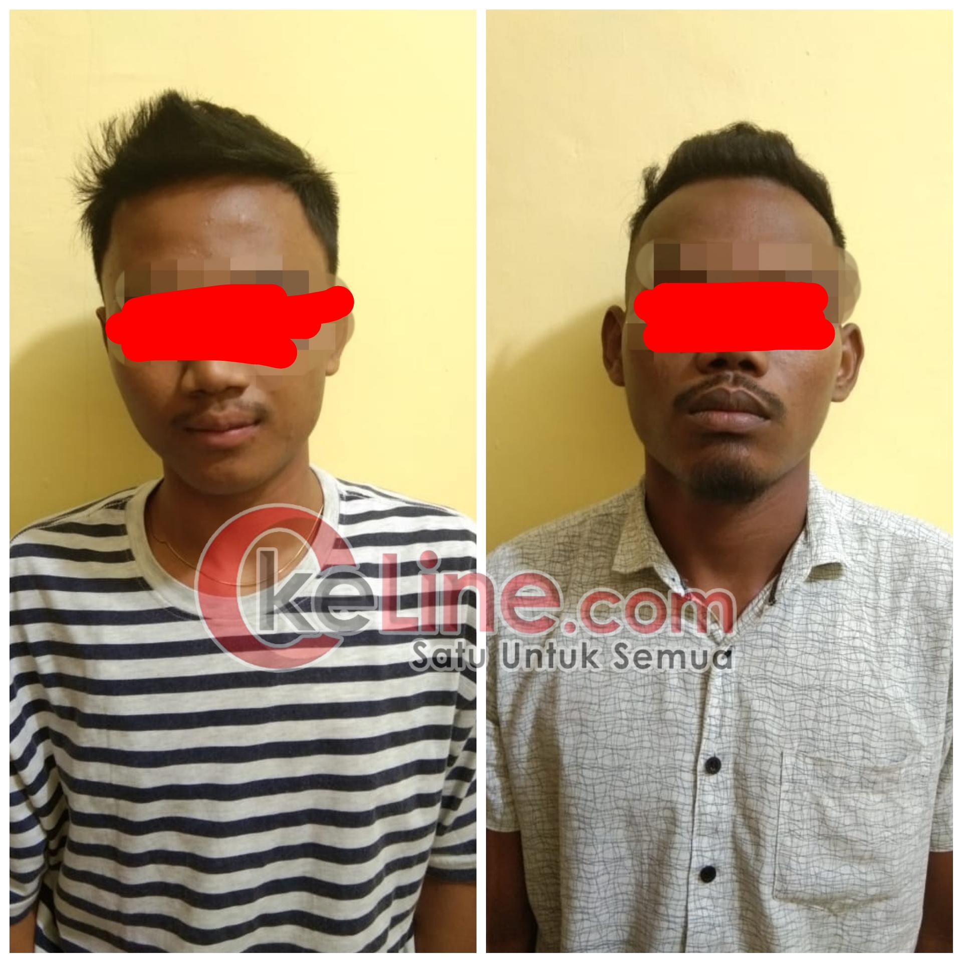 Diduga Lakukan Pencabulan Anak dibawah Umur, 2 Pria ini ditangkap Polisi