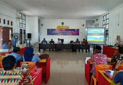 Perkim Rohil, Sosialisaikan Mekanisme Penerima Bantuan Rumah Dari DAK 2019