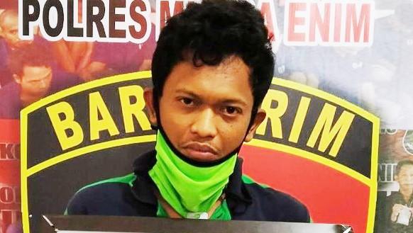 Polisi Ungkap Motif Pembunuh Istri di Muara Enim