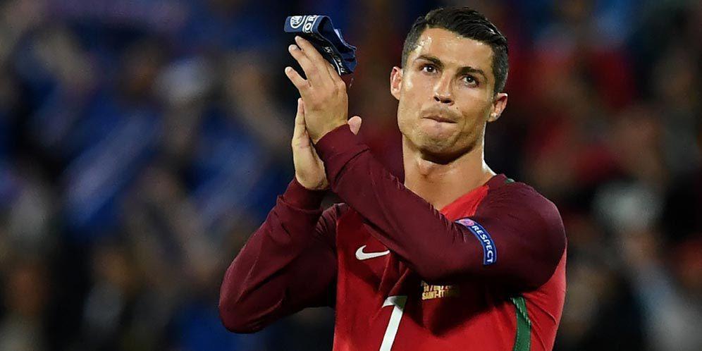 CR7 Kembali Terpilih Sebagai Pemain Terbaik Portugal Untuk Ke-10 Kali