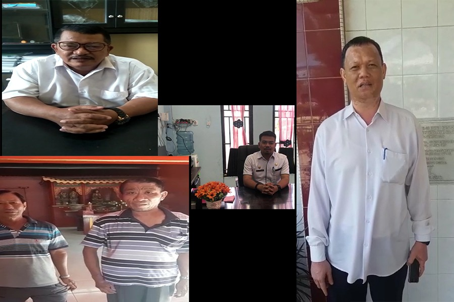Sejumlah Tokoh Masyarakat Kabupaten Bengkalis Ucapkan Terima Kasih Kepada TNI -Polri