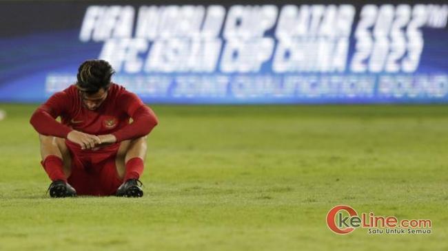 Kualifikasi Piala Dunia : UEA Permak Indonesia 5 Gol Tanpa Balas