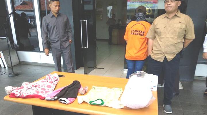 Ibu Aniaya Balita Hingga Tewas Ditetapkan Jadi Tersangka