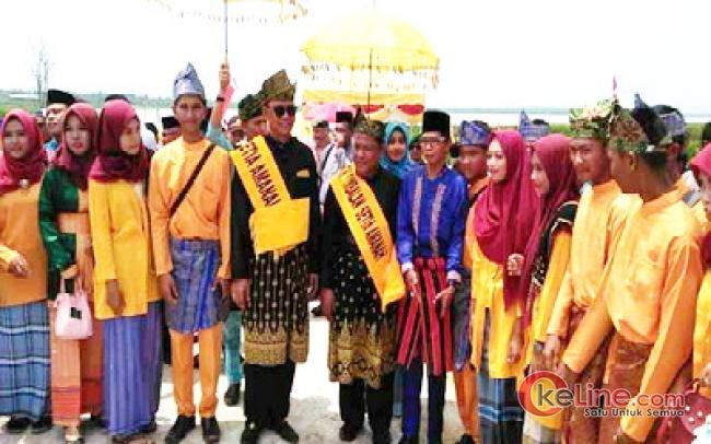 Bupati Suyatno Bertekad Kembangkan Potensi Objek Wisata di Rohil