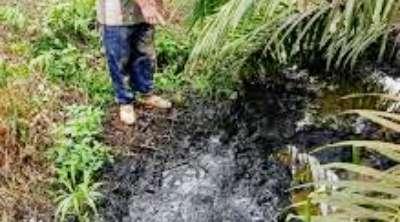 """Laporan Pidana Lingkungan Hampir Rampung, PT Chevron Jangan Hengkang Sebelum """"taik"""" Dipulihkan"""