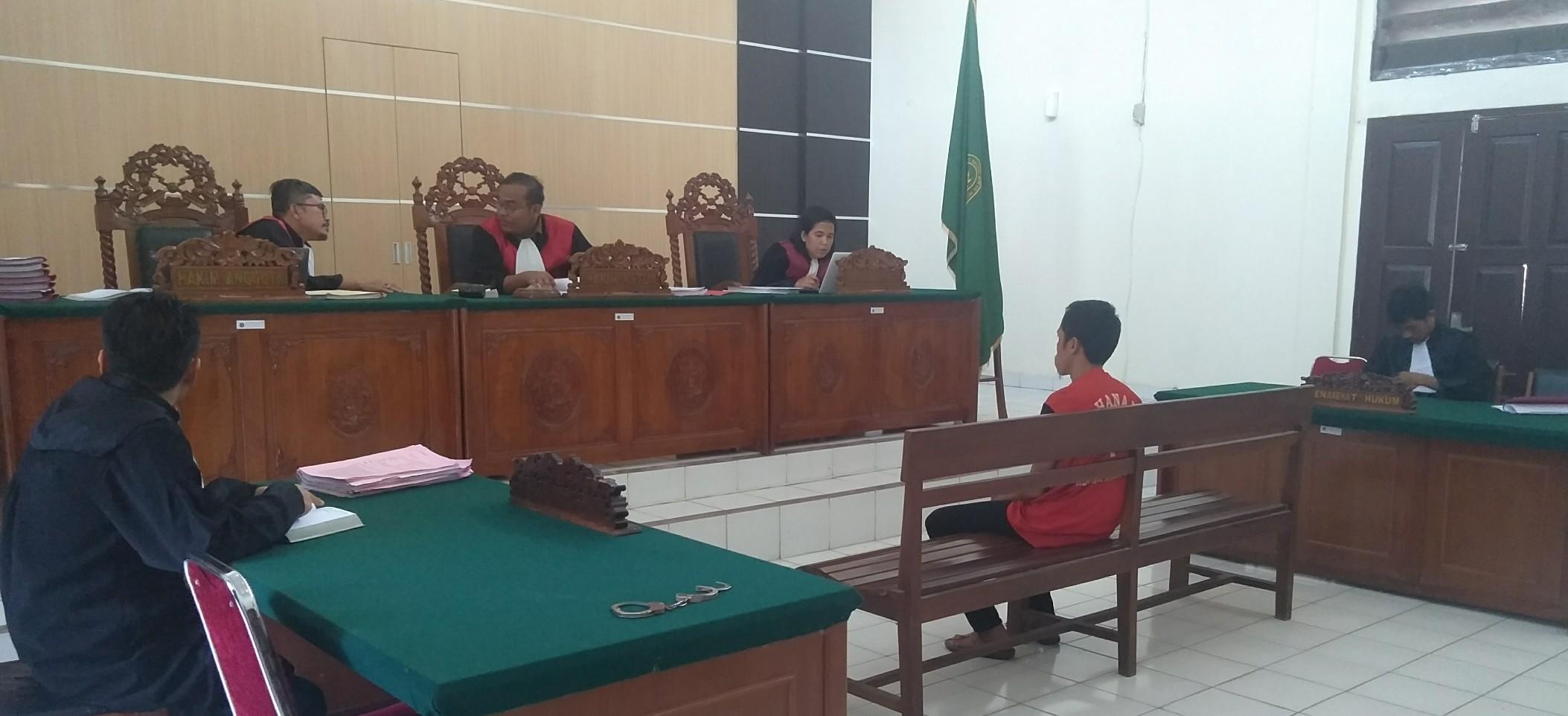 Nekat Bunuh Janda Karena Tak Bisa Bayar Hutang , Terdakwa Divonis 20 Tahun Penjara
