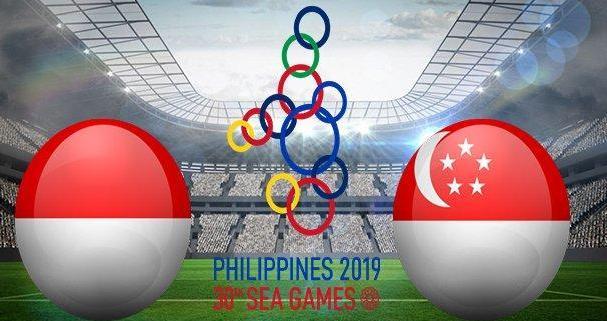 Sea Games 2019 : Rekor Mentereng Pasukan Garuda Jelang Hadapi Singapura