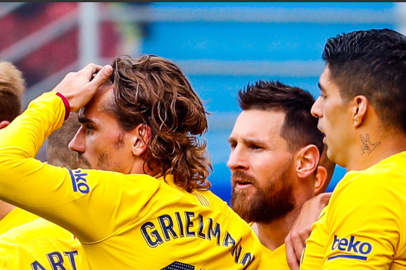 Tekuk Slavia Praha. Barcelona Pimpin Grub F Liga Champions Eropa