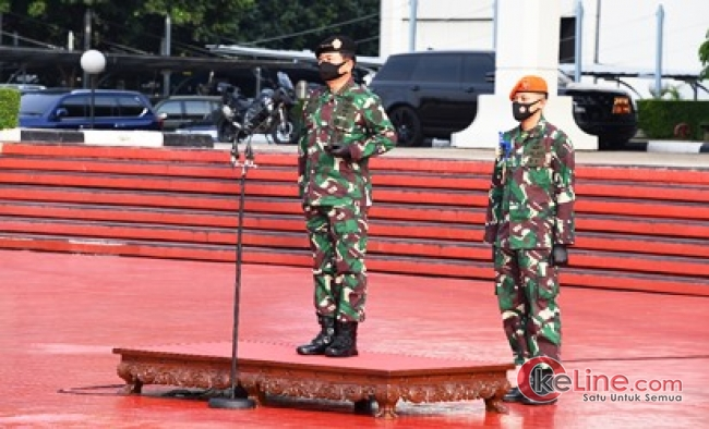 Ini Nama-nama 84 Pati TNI yang Naik Pangkat