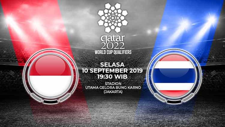 Jelang Indonesia VS Thailand. Skuad Garuda Siap Berjuang Sampai Tititk Darah Penghabisan