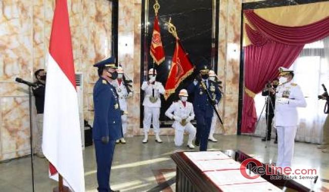 Marsdya TNI Fajar Prasetyo, Jabat Kepala Staf Angkatan Udara