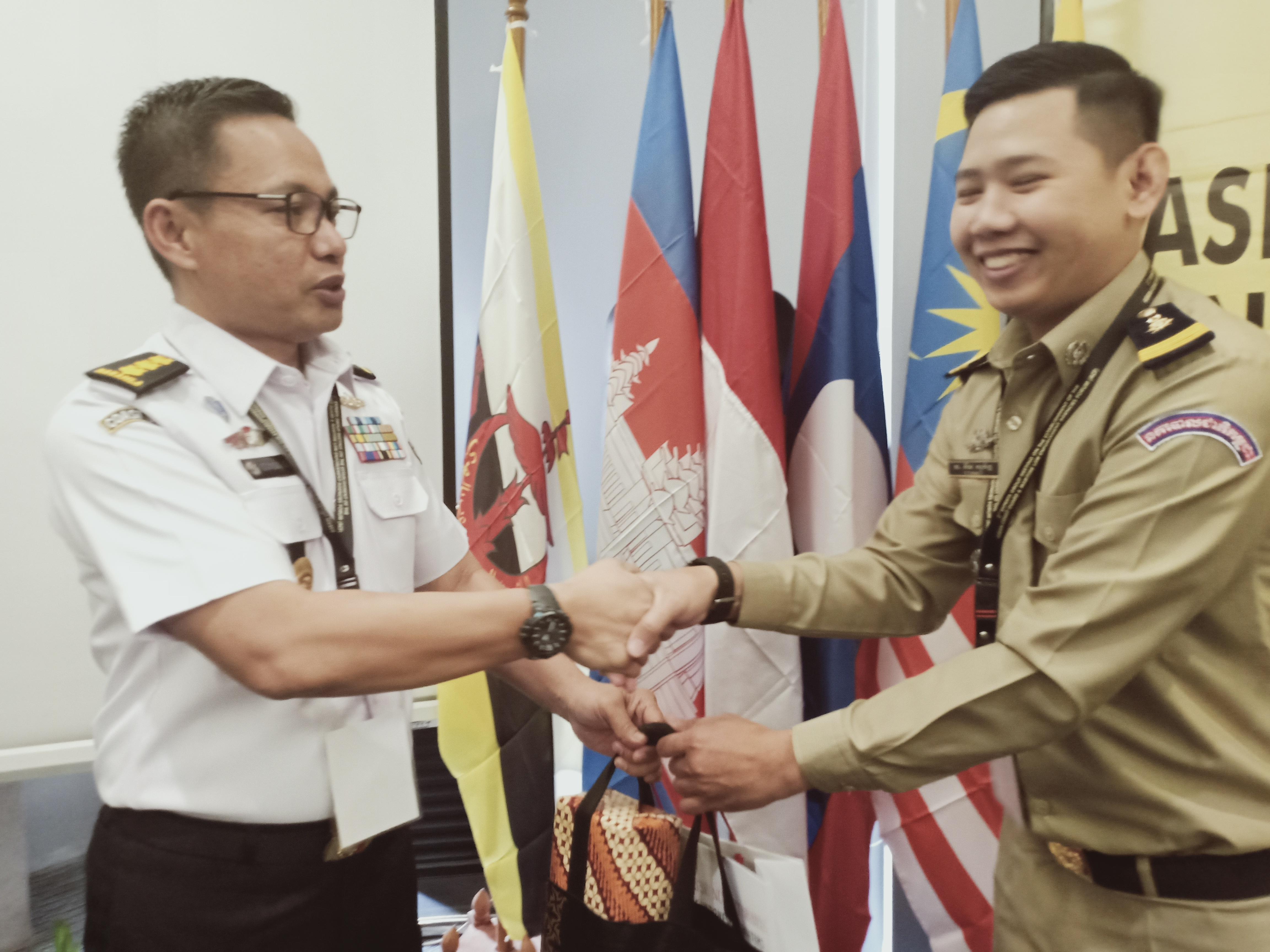 Berikut Hasil Pertemuan Para Pakar Penjaga Pantai Asean