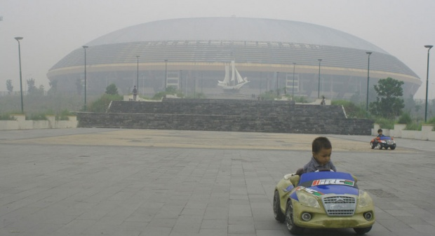 154 Titik Panas Kelilingi Riau. Kabut Asap Semakin Pekat