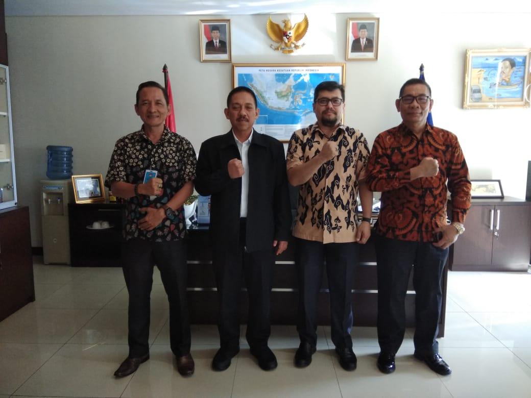 Berkunjung ke LPSK : IMO Indonesia Siap Bersinergi dengan LPSK Dalam Rangka Mendukung Program LPS