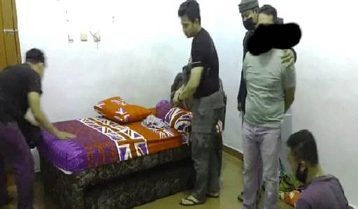 Dugaan Penggelapan, Oknum Perwira Polres Bintan Ditangkap di Pelalawan