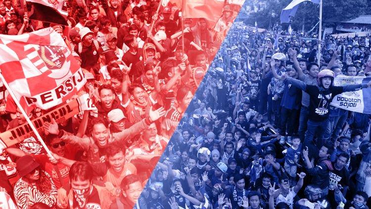 Jelang Laga EL CLASICO Indonesia. Bobotoh Dilarang Away Ke Jakarta
