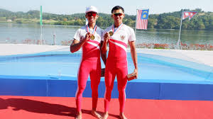 Bribda Denri Mualizar Alghifari Wakili Indonesia di Kejuaraan Asian Rowing Cahmpionship 2019 Korsel