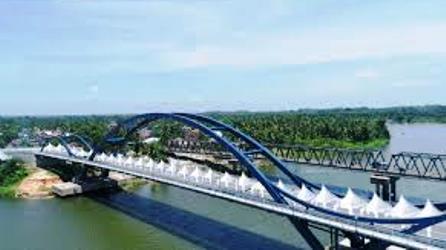 Dua Tersangka Korupsi Jembatan Waterfront City Kampar Ditahan KPK