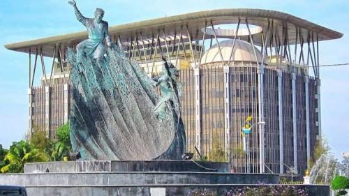 BMKG Kota Pekanbaru Memprediksi Kondisi Cuara di Riau Akan Lebih Kering