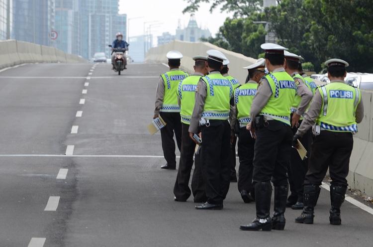 Polantans Riau Terus Lakukan Operasi Penertiban Pajak Kendaraan Bermotor