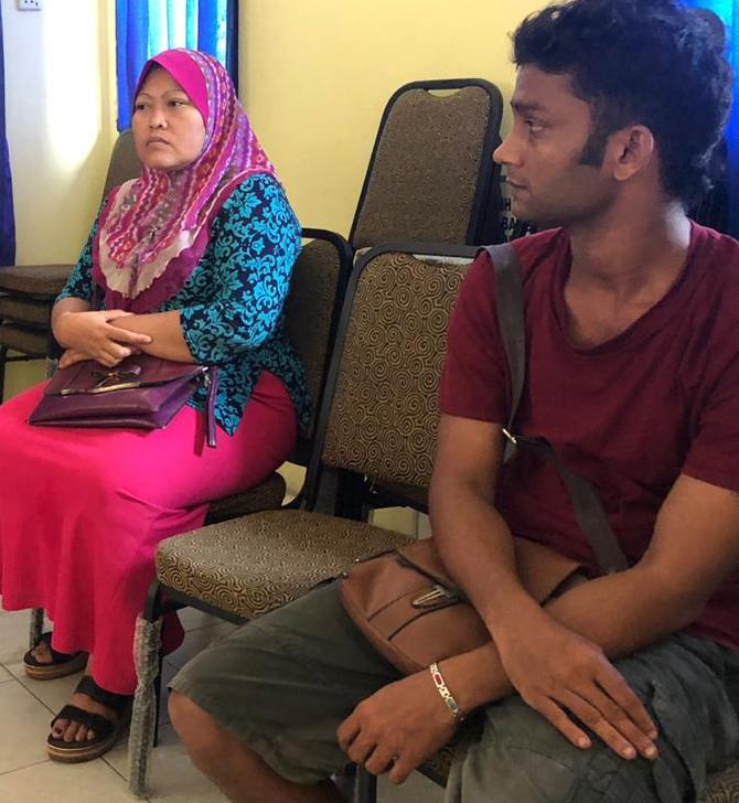Tidak Membayar Uang Transportasi, Pengusaha di Tanjung Uban Tahan WNA Asal Myanmar
