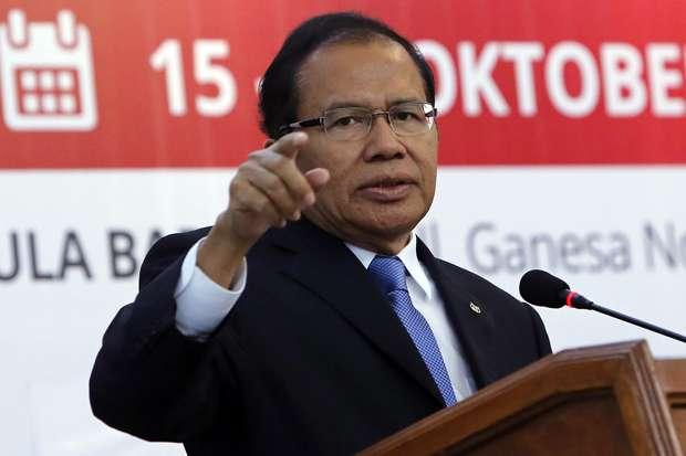KPK Periksa Rizal Ramli Soal Korupsi BLBI