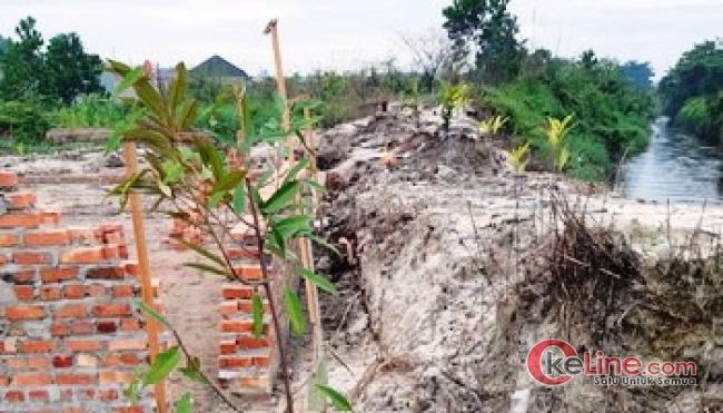 Jual DAS Sungai Sibam, Pengembang Dwi Beringin Minta Petanggungjawaban Camat