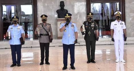 Sesko TNI Angkatan 47 Tahun 2020 Resmi Ditutup