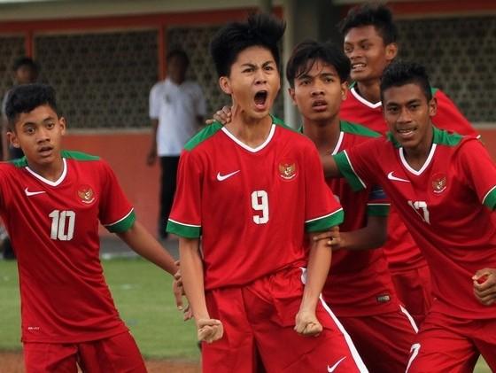 Trengginas, Garuda Muda Hajar Myanmar 4-1