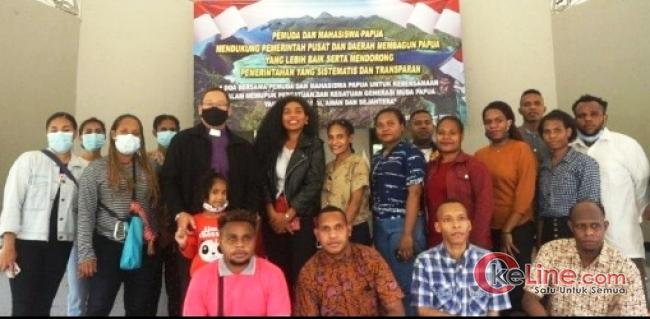 Taja Diskusi dan Pembekalan, Mahasiswa dan Pemuda Papua Dukung Pembangunan