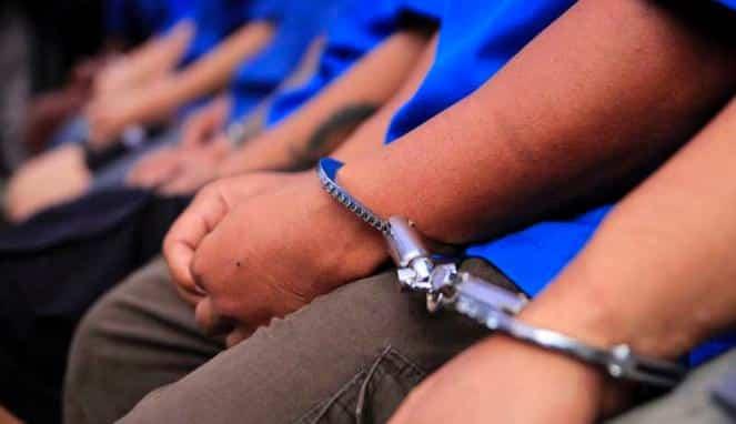 Satresnarkoba Kampar Kembali Mencyduk 4 Pelaku Narkoba