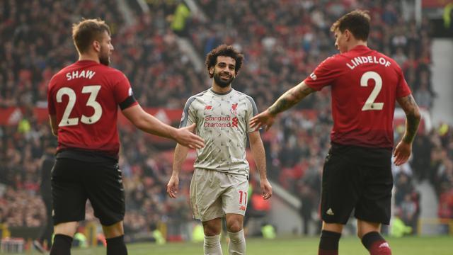 MU dan Liverpool Berbagi Angka di Old Trafford