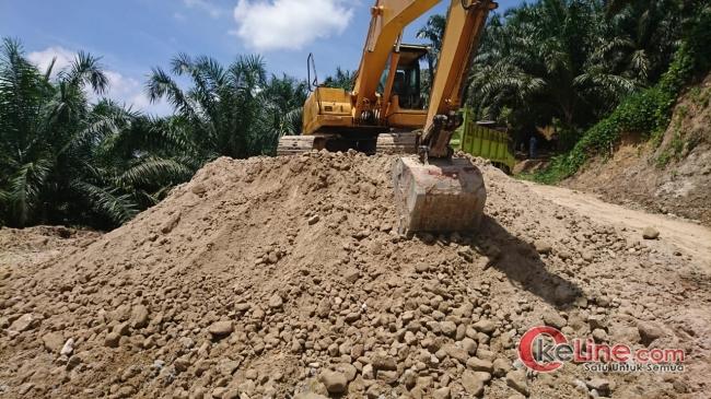 Pemerintah Asahan Harus Hentikan Galian C Milik PT Asian Agri Batu Anam