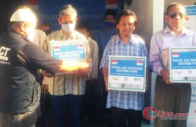 HP Inc Indonesia Sumbang Ribuan APD untuk Pekerja