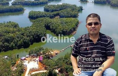 Milyaran Laporan Korupsi TPA Muara Fajar Addendum, Akmal Beli Pulau