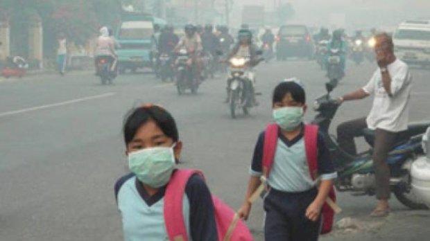 Ketua IDI Riau Angkat Bicara Dan Respon Keras Kabut Asap