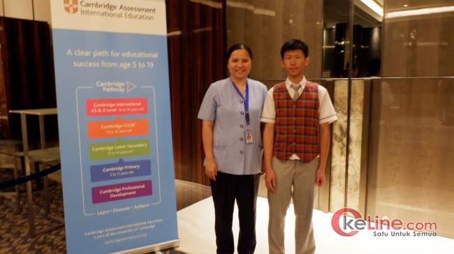 Wou, Siswa Pangkalankerinci Dapat Penghargaan High Achievement